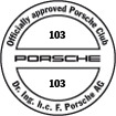 Officially approved Porsche Club 103
